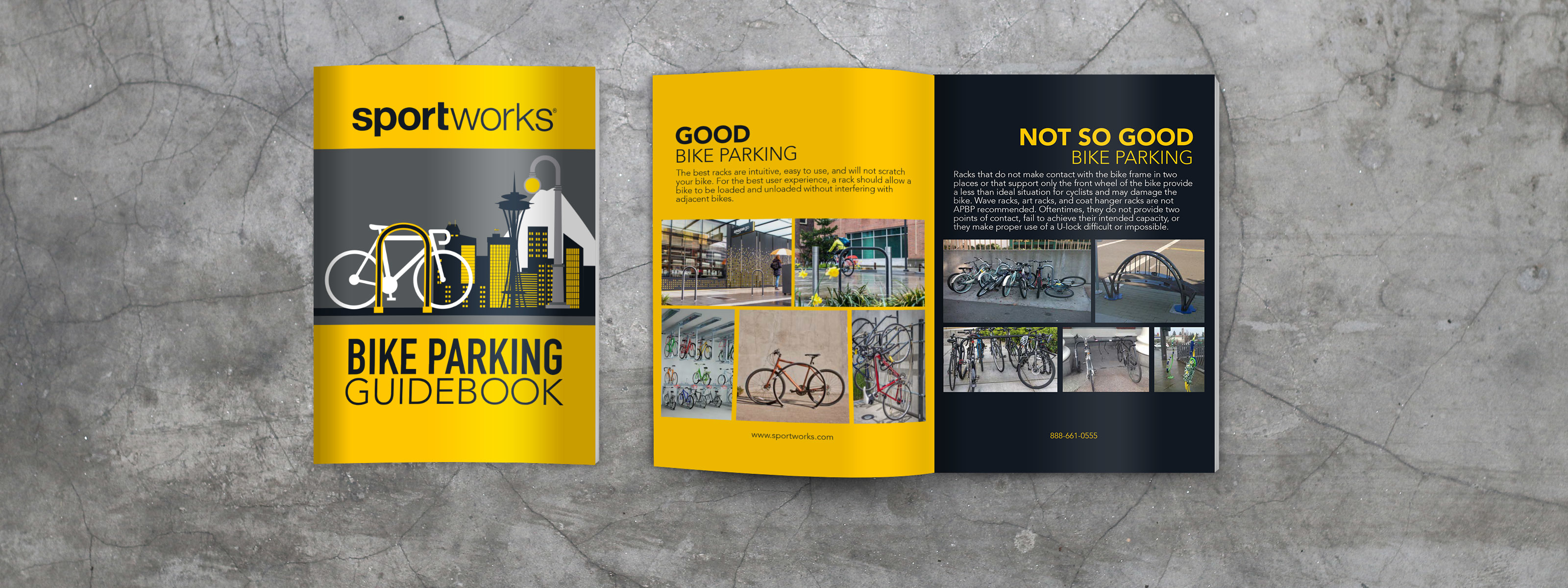 Bike Parking Guidebook Image