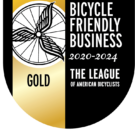 Sportworks is a Gold Level Bicycle Friendly Business