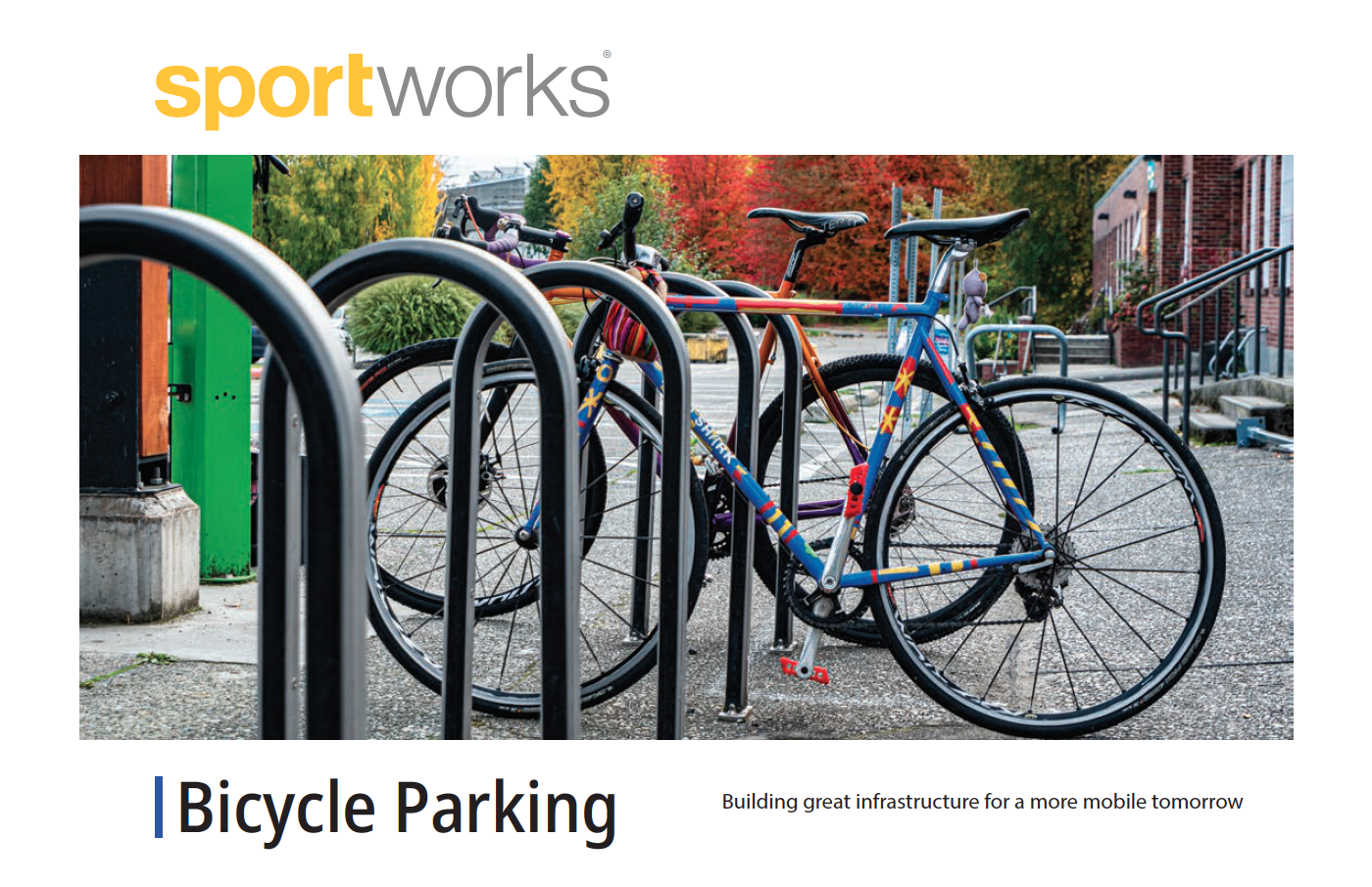Bike Parking Guidebook And Catalog 2020