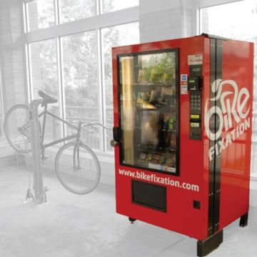 Full Size Vending Machine