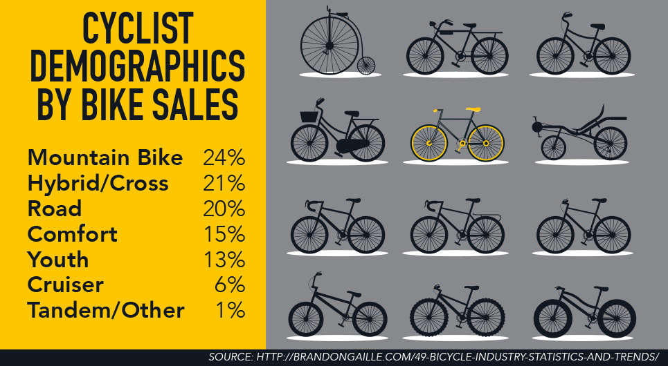 Cyclist Demographics